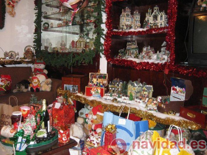 Decoración navideña por Ecke Ramírez 1