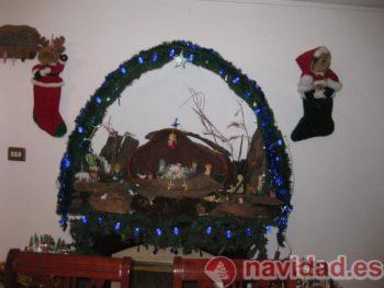 Decoración navideña por Ecke Ramírez 2