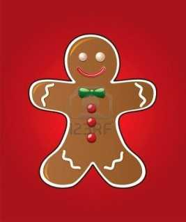 Dulces de Navidad: el pan de jengibre 5
