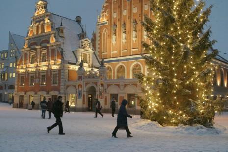 Navidades en el mundo: Letonia 5