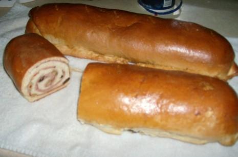 Recetas navideñas: pan de jamón 6