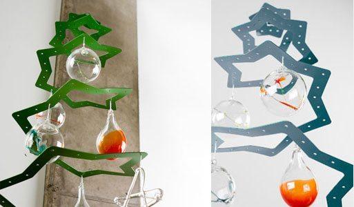 Six Pointed Star ¡Un Árbol Navideño muy minimalista! 6