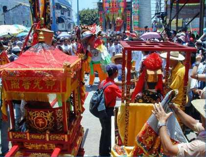 Navidades en el mundo: China 5