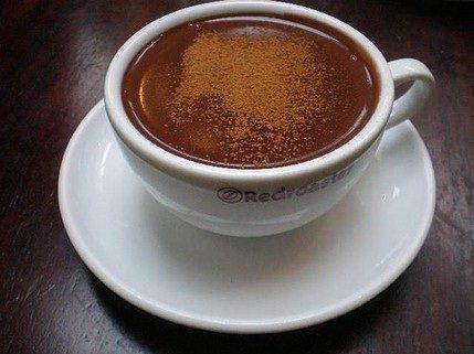 Exquisito  Chocolate caliente 3