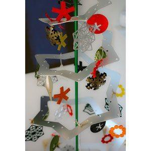Six Pointed Star ¡Un Árbol Navideño muy minimalista! 5