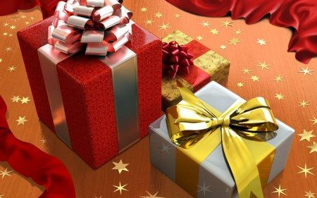 Etiquetas Navideñas. Decora tus Regalos 9