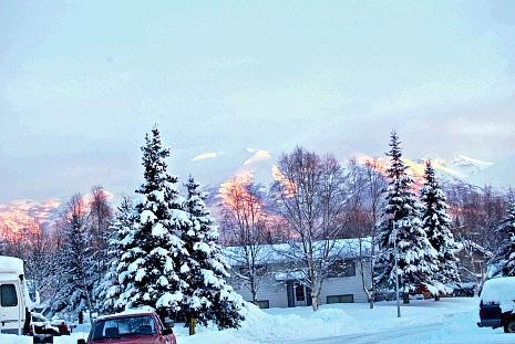 Navidades en el mundo: Alaska 3
