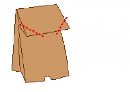Manualidades para niños: reno de papel 7