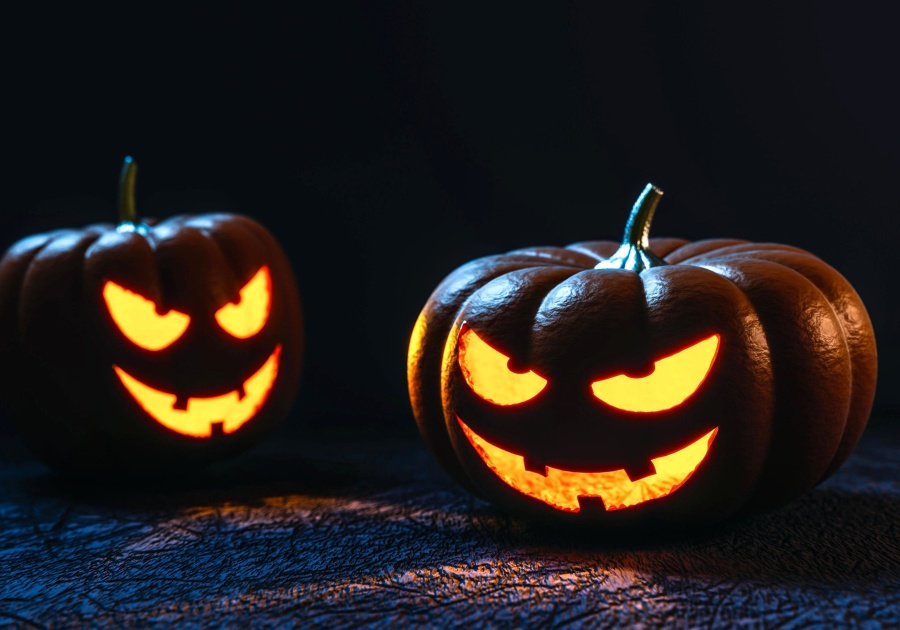 El origen de la calabaza de Halloween 2