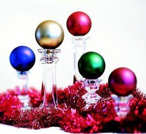 Decoración navideña. Centro de mesa 3