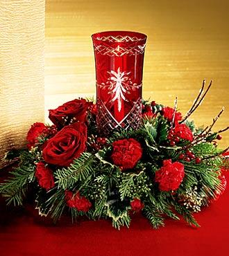Como Escoger Un Centro De Mesa Navideno Navidad Tu Revista Navidena - Arreglos-navideos-para-mesa