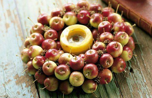 Manzanas para tu Centro Navideño 3