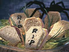 Ideas para la cena de Halloween 9