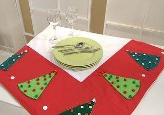 Decora tu mesa con los colores de la Navidad 3