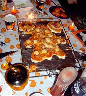 Ideas para la cena de Halloween 12