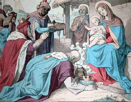 Postales Navidad. Los Reyes Magos ya están aquí! 11
