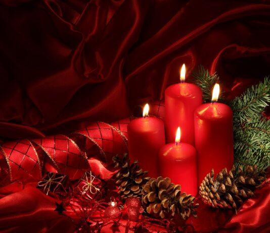 significado velas navidad