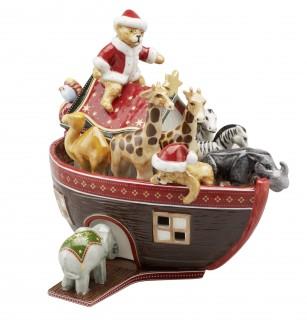 Original decoración navideña de Villeroy-Boch 12