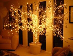 árbol con ramas