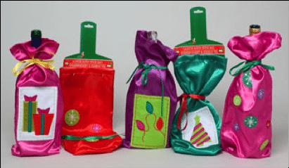 ¡Pequeñas Bolsas! Decora tus Detalles Navideños 3