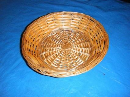 cesta para centro de navidad