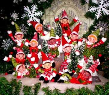 Los duendes de Navidad 3