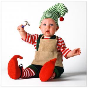 Niños ¡Unos Disfraces muy navideños! 8