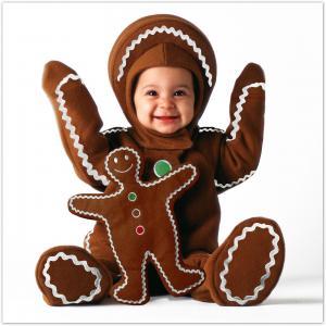 Niños ¡Unos Disfraces muy navideños! 9