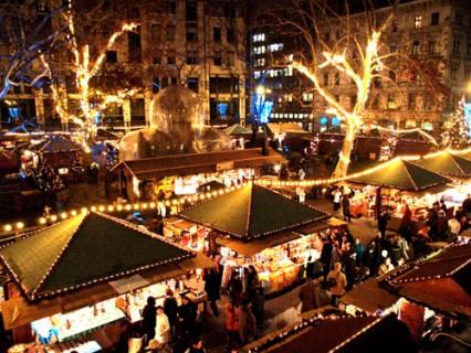 Mercadillos de Navidad en Barcelona 3