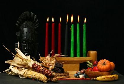 La celebración Kwanzaa 3