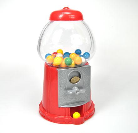 máquina de chicles