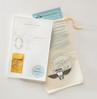 Monkeyzen tooth fairy kit