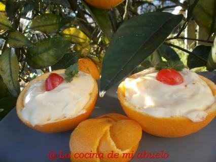 Naranjas rellenas, tu postre para la Nochebuena 3