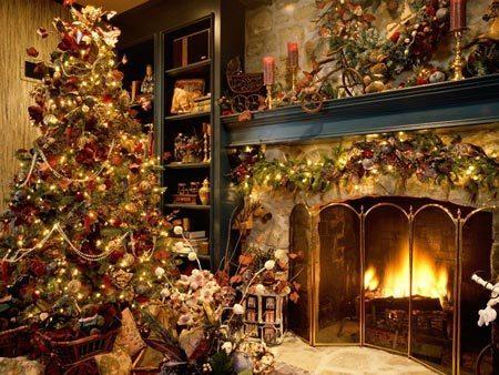 Historias y leyendas del árbol de Navidad 3