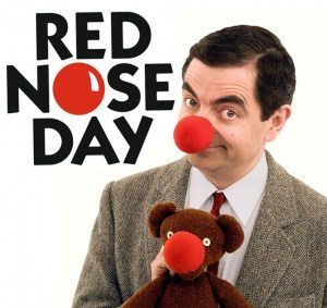 red nose day mr. bean