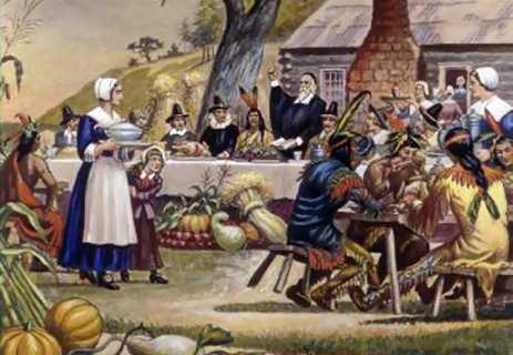 La historia del Día de Acción de Gracias 3