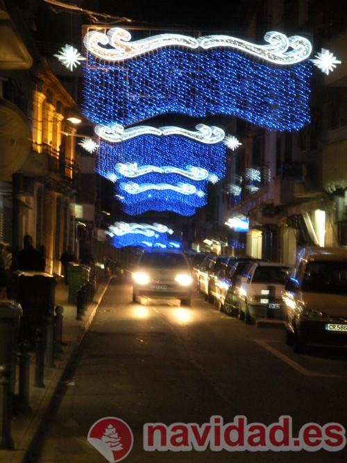Abeto Navidad Ciudad Real