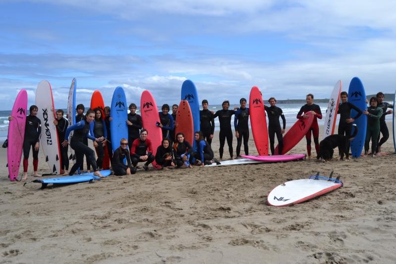 Escuela de Surf Fuerteventura