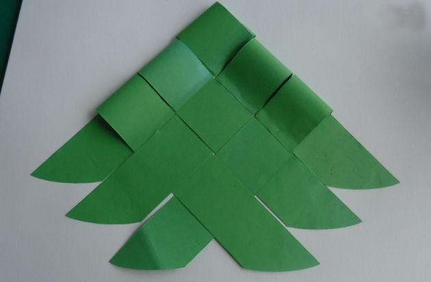 Arma tu Propio Árbol de Navidad 12