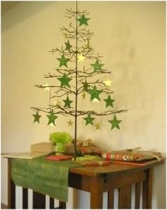 árbol en la mesa