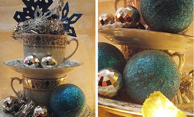 Idea Centro Mesa Navidad 3