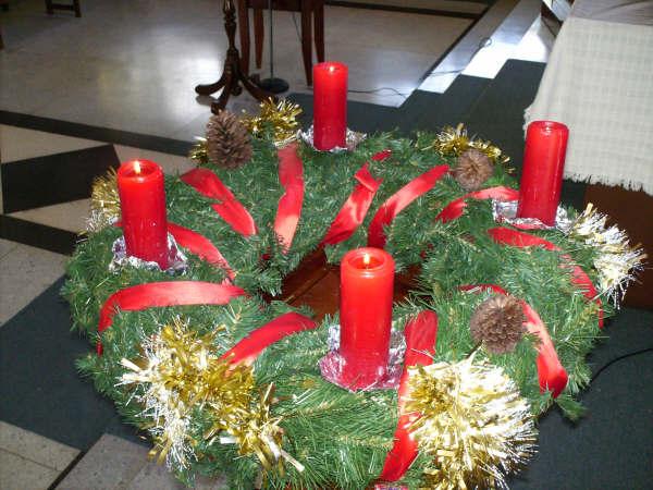 Fotos De La Corona Del Adviento.Origen Y Significado De La Corona De Adviento Navidad Tu