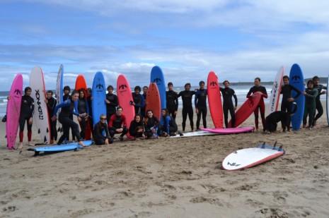 Escuela de Surf Salinas