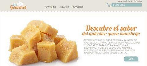 Esgourmet.com productos gourmet para Navidad