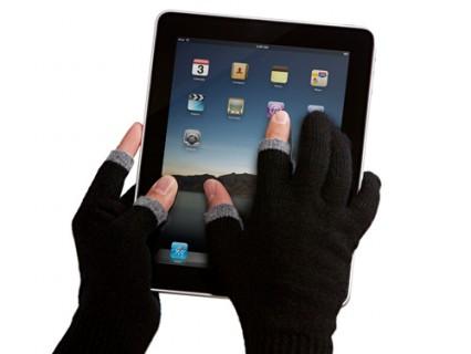 Etre touche guantes