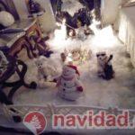 Decoración navideña en Colombia 1