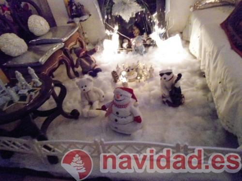 Navidad 2011 peluches navideños