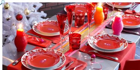 La mesa navideña – Para anfitriones estrella 3