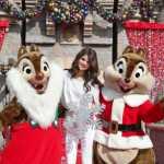 Justin Bieber visita DisneyWorld por navidad 3