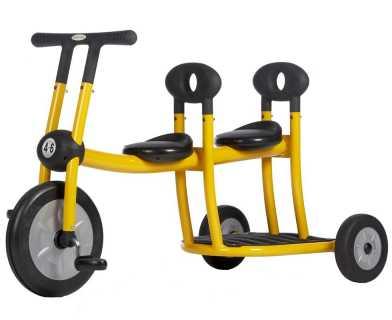 Triciclo gemelar Tot a Lot